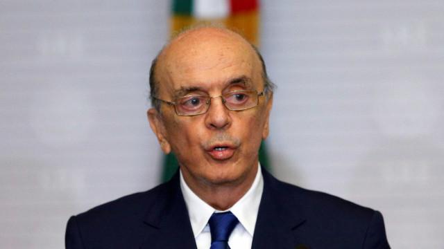 STF autoriza abertura de inquérito contra senador José Serra