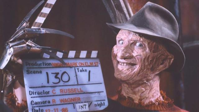 Fotos raras mostram os bastidores dos filmes de terror de Hollywood