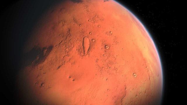Nasa pretende trazer rochas marcianas a partir de 2026