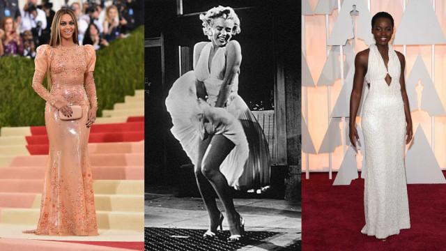 Os vestidos mais caros usados por famosas