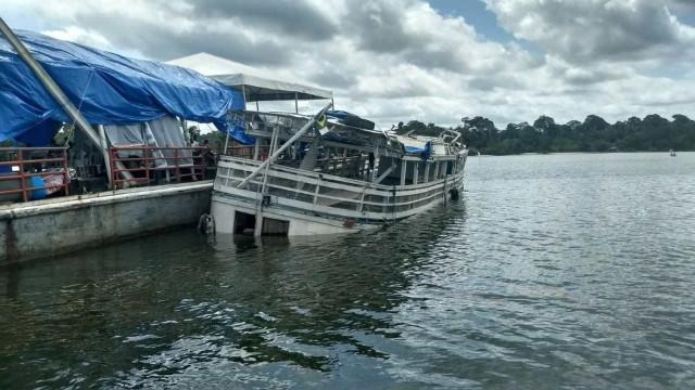 Familiares de vítimas de naufrágio no Pará planejam ação contra empresa