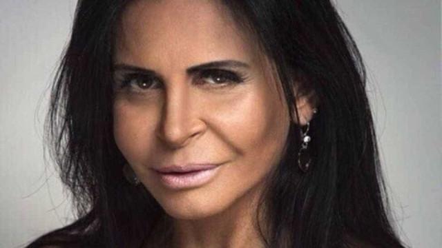 Gretchen dispara contra Temer: 'Aqui na Europa você é uma vergonha'