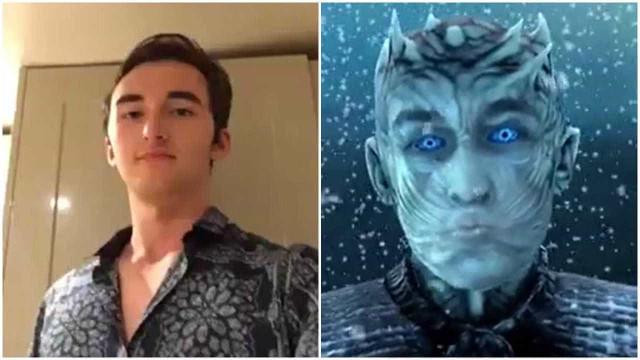 Ator de Game Of Thrones se transforma no Rei da Noite