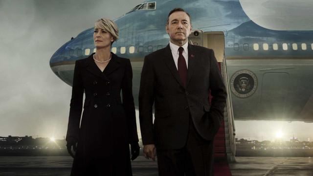 Terceira temporada de 'House of Cards' chega à TV no Brasil