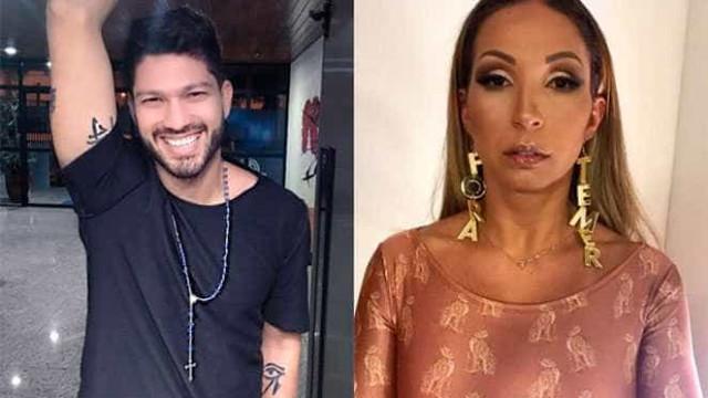 Valesca Popozuda bate-boca com ex-BBB na web: 'Não me ofende'