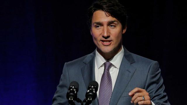 Para Trudeau, questões de gênero são prioridade