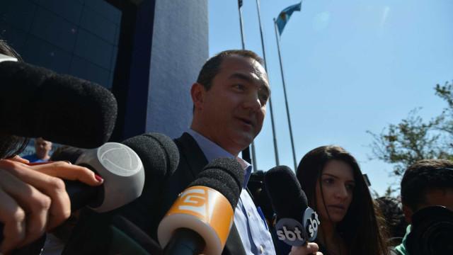 Joesley Batista 'visita' procurador acompanhado de advogado de Cunha