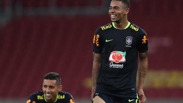 Gabriel Jesus vê Tite e Guardiola parecidos em escolhas táticas