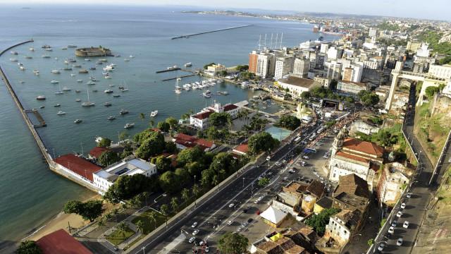 Cinco bairros de Salvador estão ocupados pela polícia