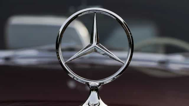 Mercedes-Benz convoca recall para 4.842 veículos de quatro modelos