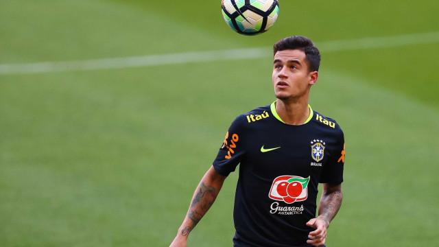 Edu Gaspar quer seleção afastada de negociação de Coutinho