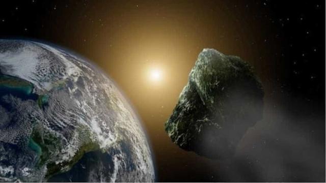 O maior asteroide já visto pela Nasa se aproxima da Terra nesta sexta
