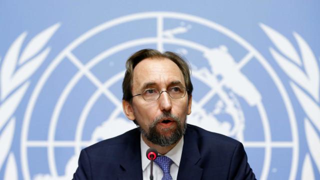 ONU denuncia violações de direitos humanos na Venezuela