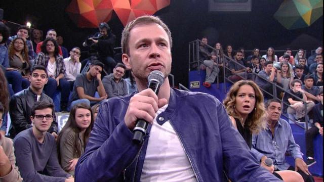 Tiago Leifert voltará ao esporte da TV Globo em 2018
