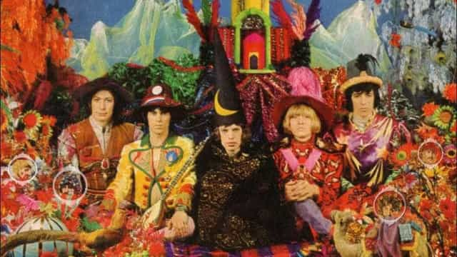 Rolling Stones explora psicodelia em vídeo de '2000 Light Years...'