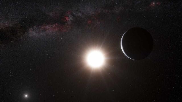 Saiba em quanto tempo os seres humanos deixarão o Sistema Solar