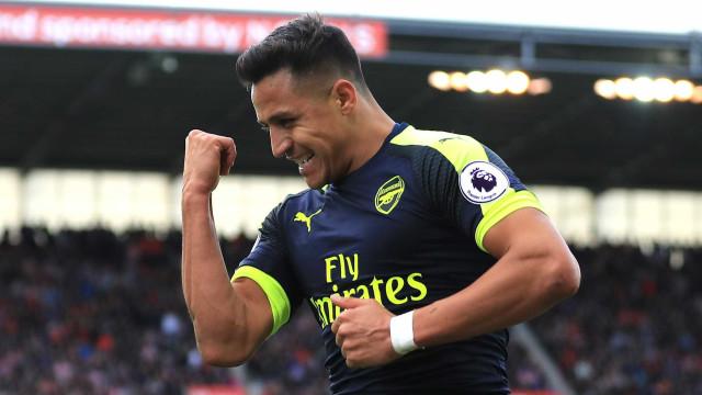 Arsenal aceita proposta de R$ 243 milhões do City por Alexis Sánchez