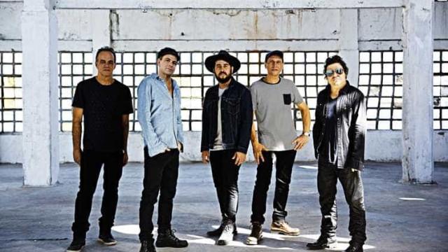Com novo vocalista, Barão Vermelho regrava sucesso de Cazuza