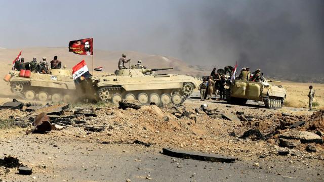 Iraque expulsa Estado Islâmico do último bastião do grupo no país