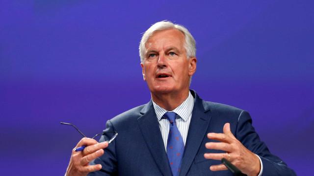 Para UE, acordo por Brexit levará 'algumas semanas'