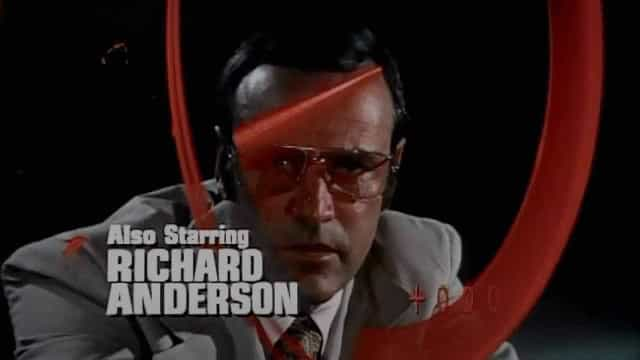 Morre o ator Richard Anderson, de 'The Six Million Dollar Man'
