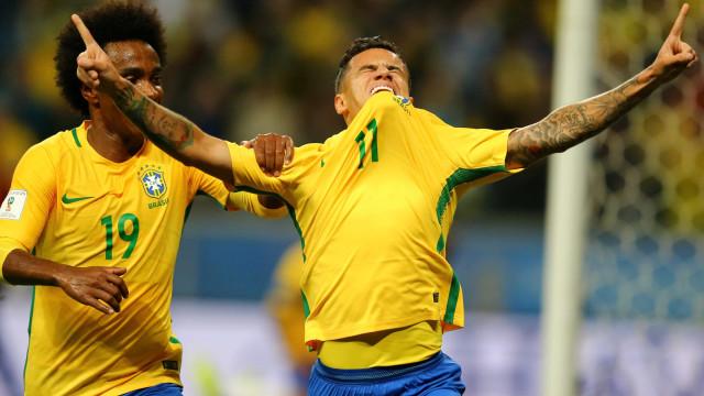 Brasil vence o Equador e garante 'título' nas eliminatórias