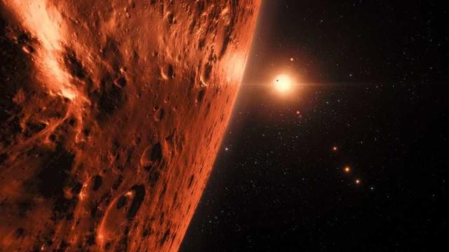 Hubble sugere que planetas externos ainda podem ter água