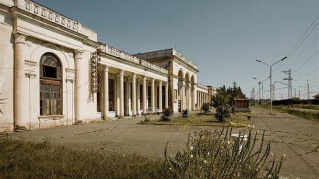 Conheça a estação de trem abandonada na Rússia