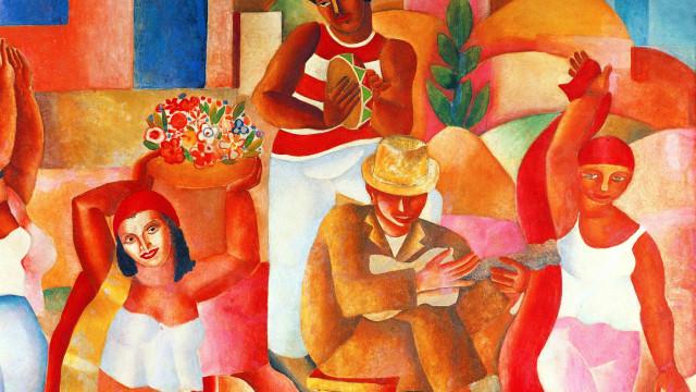 Exposição com 200 obras celebra 120 anos de Di Cavalcanti