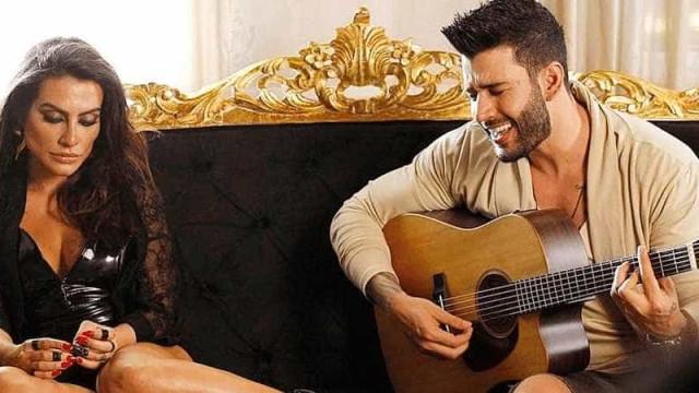 Gusttavo Lima diz que Andressa não sentiu ciúmes de Cleo: 'Ela adorou'