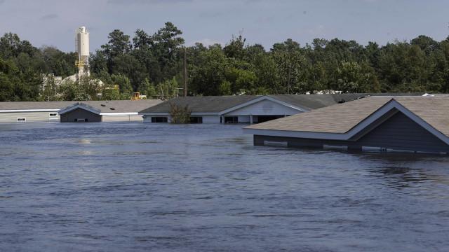 Furacão Harvey deixa 44 mortos e ao menos 19 desaparecidos