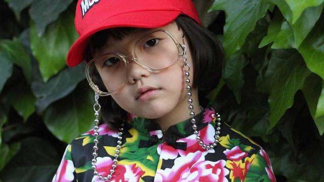 Conheça Coco, a menina japonesa super fashionista de 6 anos