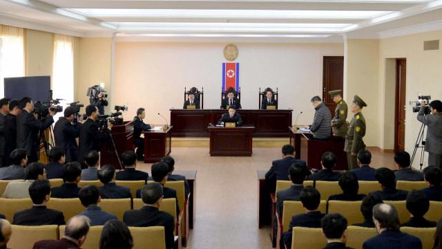 Jornalistas sul-coreanos são condenados à morte na Coreia do Norte
