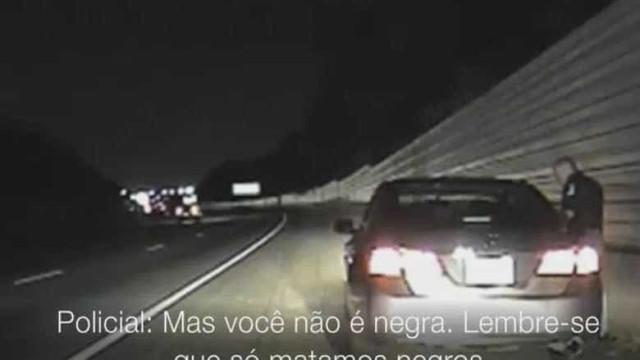 Policial americano diz em vídeo: 'Lembre-se que só matamos negros'