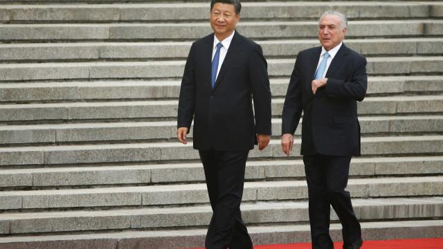 Possível denúncia faz Temer pensar em retorno antecipado da China