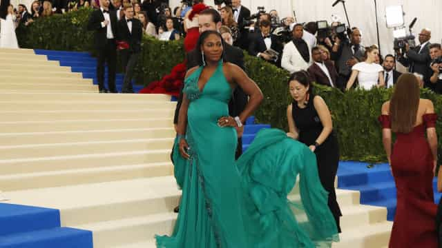 Nasce a primeira filha da tenista Serena Williams