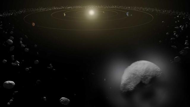 Maior asteroide já visto pela Nasa passa em segurança pela Terra