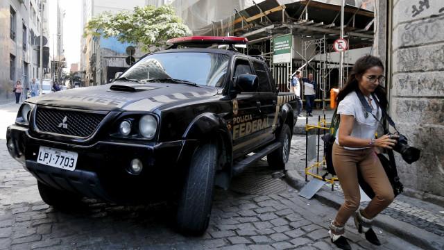 PF prende envolvidos em roubos de cargas transportadas pelos Correios