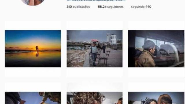 A história do fotógrafo brasileiro no Iraque e Síria que nunca existiu