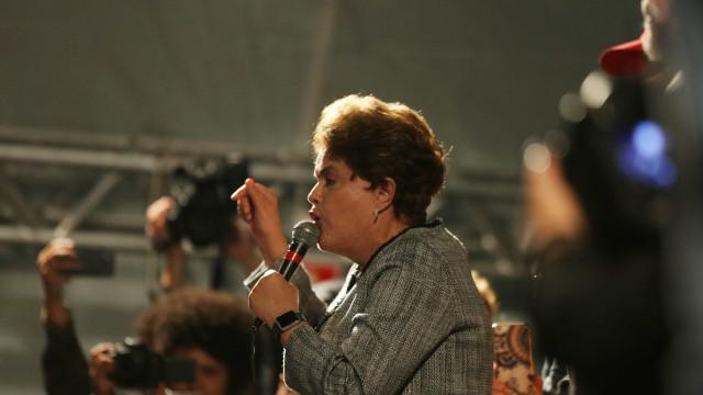 Dilma diz que prefere Alckmin a Bolsonaro ou João Doria em 2018