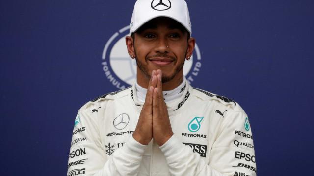 Antes do GP da Itália, Hamilton celebra recorde de poles; veja grid