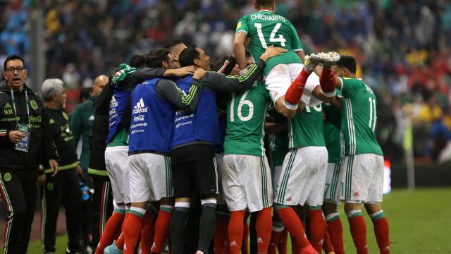 México bate o Panamá e é a quinta seleção garantida na Copa