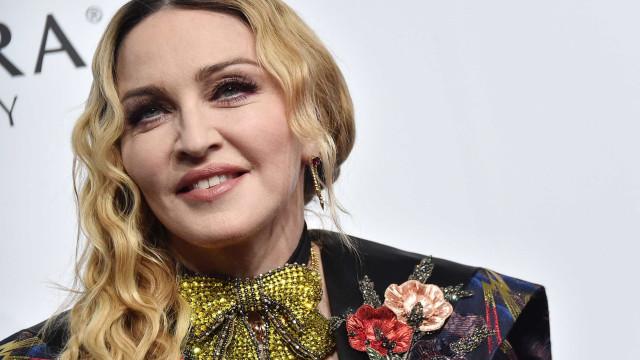 Madonna: 'Costumava ser um caso perdido, agora moro em Lisboa'
