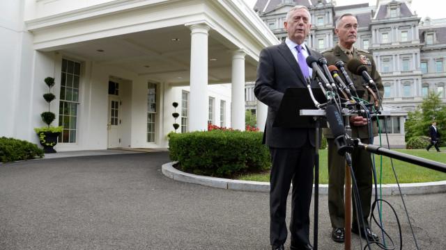 EUA prometem forte resposta militar a qualquer ameaça norte-coreana