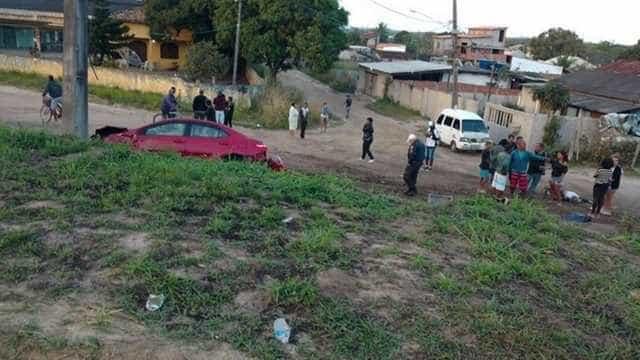 Cinco pessoas morrem após acidente em Araruama