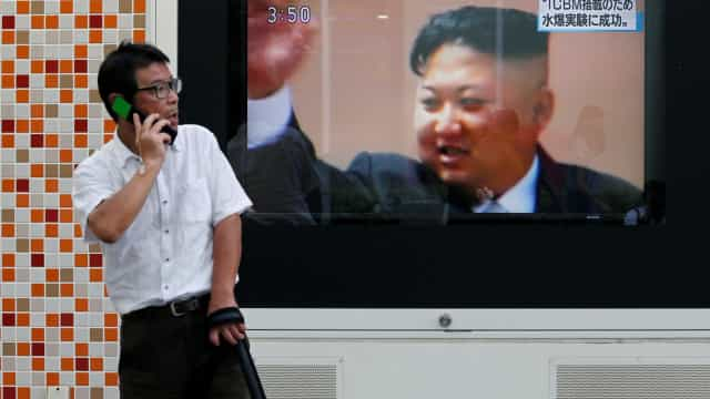 Seul detecta preparativos para novo teste de mísseis na Coreia do Norte