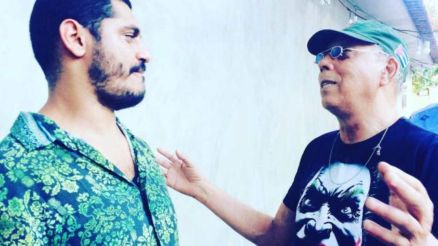 Criolo e Nação Zumbi regravam  disco de estreia de Jards Macalé