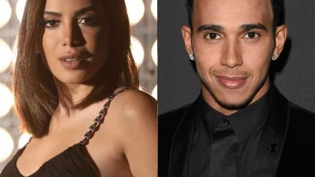 Lewis Hamilton se derrete por Anitta em post: 'Você está incrível'