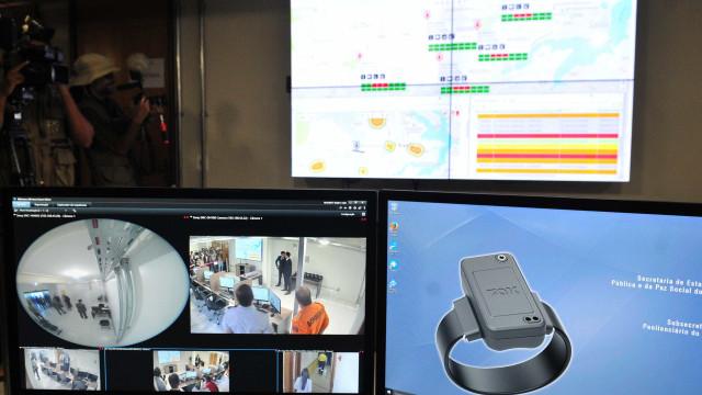 DF adota monitoramento com tornozeleiras eletrônicas a partir de hoje