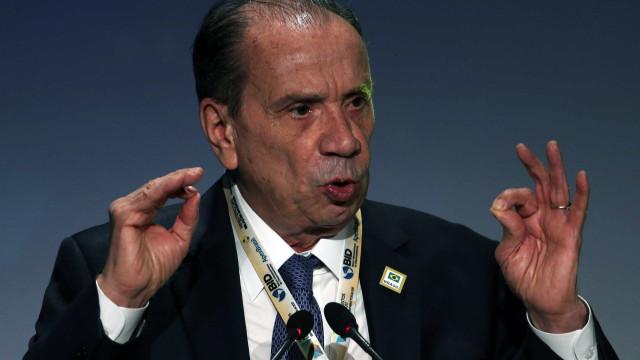 Negociação sobre banco do Brics no Brasil está avançada, diz Aloysio